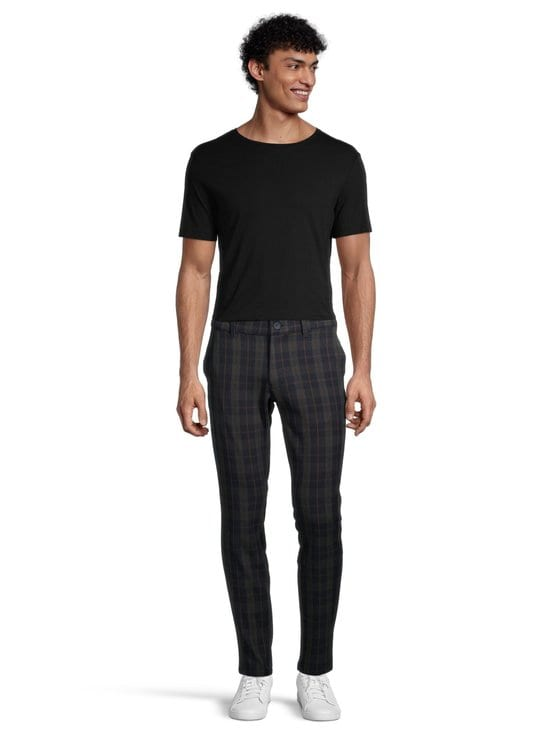 Only & Sons - OnsMark Pant Check -housut - DARK NAVY | Stockmann - photo 2
