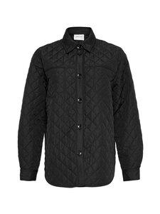 Moss Copenhagen - Haven Deya Jacket -tikkitakki - BLACK BLACK | Stockmann