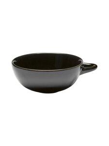 Serax - Dé Tableware by Ann Demeulemeester -espressokuppi 8 cl - BLACK | Stockmann