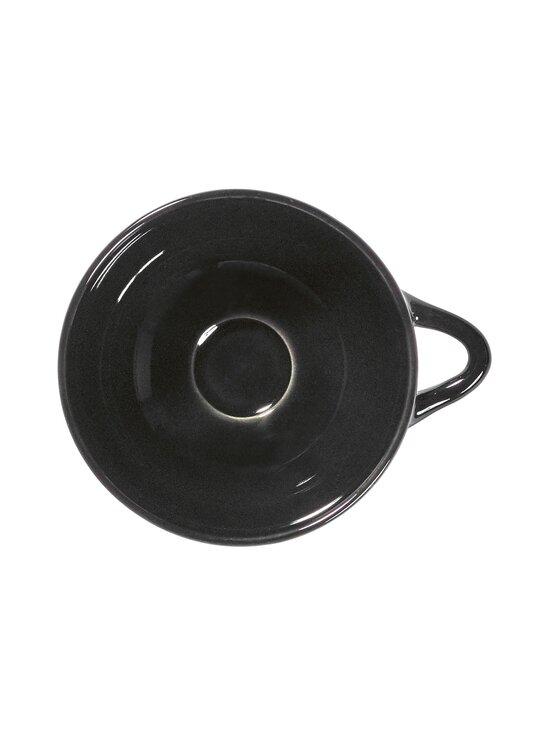Serax - Dé Tableware by Ann Demeulemeester -espressokuppi 8 cl - BLACK | Stockmann - photo 2