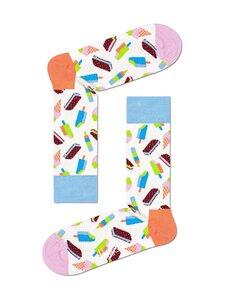 Happy Socks - Icecream-sukat - 1300-WHITE | Stockmann