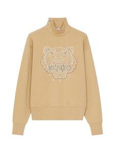 Kenzo - Tiger Sweatshirt -college - 164XH.13 13 - ORGANIC LIGHT MOLLETON - DARK BEIGE   Stockmann