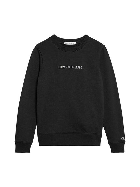 Calvin Klein Kids - Embroided Logo -collegepaita - BEH CK BLACK | Stockmann - photo 1