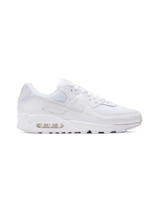Nike - Air Max 90 -sneakerit - WHITE/WHITE-WHITE-WOLF GREY | Stockmann - photo 1