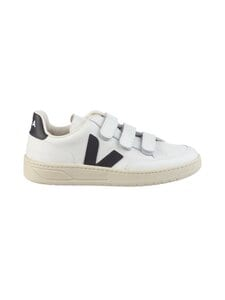 VEJA - V-Lock-nahkatennarit - EXTRA-WHITE_BLACK | Stockmann