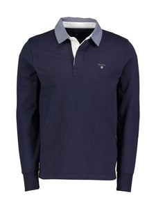 GANT - Heavy Rugger -paita - EVENING BLUE | Stockmann