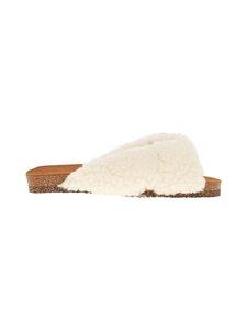 Flattered - Lou teddy -sandaalit - 015 CREME | Stockmann