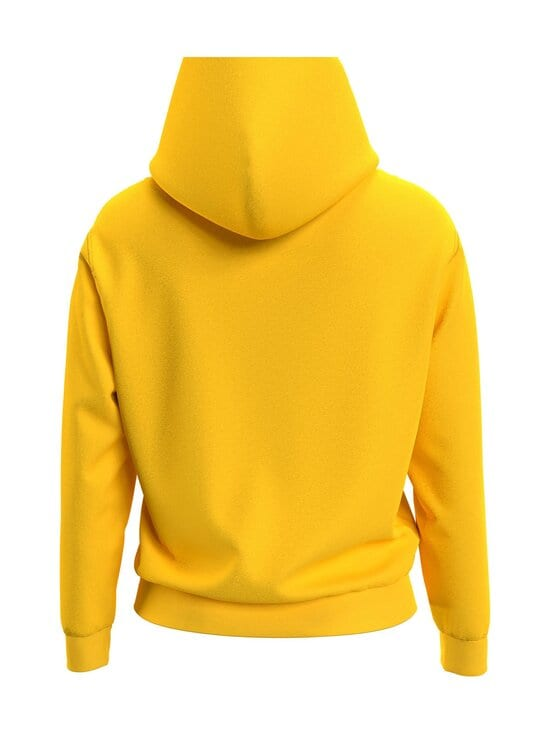 Tommy Jeans - TJW Linear Logo Hoodie -huppari - ZGQ STAR FRUIT YELLOW   Stockmann - photo 2