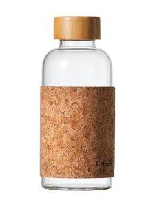 Casall - Cork Glass Bottle -juomapullo 0,5 l - 102 GLASS/CORK   Stockmann