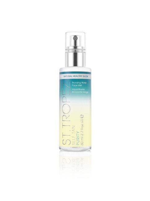 Self Tan Purity Bronzing Water Face Mist -itseruskettava suihke kasvoille 80 ml