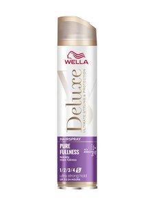 Wella - Deluxe Pure Fullness Ultra Strong Hair Spray -hiuskiinne 250 ml | Stockmann
