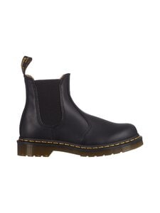 Dr. Martens - 2976 Yellow Stich Chelsea Boot -nahkanilkkurit - BLACK | Stockmann