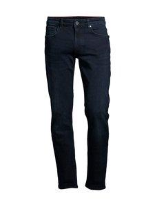 Marc O'Polo - Kemi Straight Five Pocket -housut - 034 BLUE BLACK | Stockmann