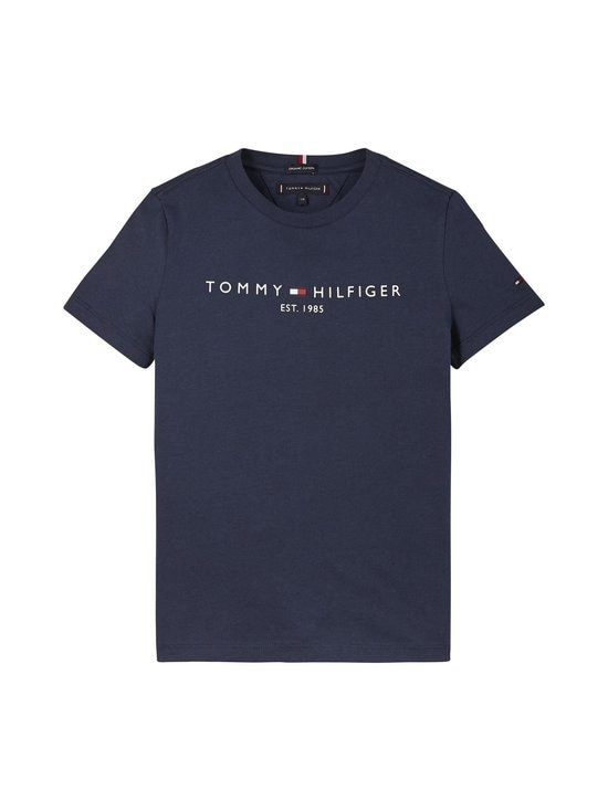 Tommy Hilfiger - Essential Tee -paita - C87 TWILIGHT NAVY | Stockmann - photo 1