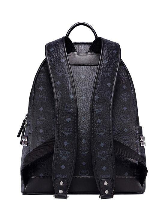 MCM - Stark Side Studs Backpack in Visetos -reppu - BK BLACK   Stockmann - photo 2