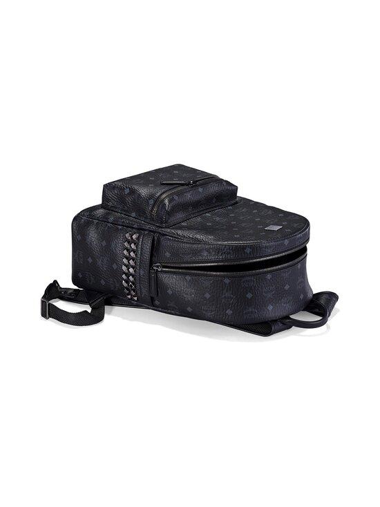MCM - Stark Side Studs Backpack in Visetos -reppu - BK BLACK   Stockmann - photo 4