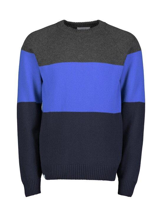 Makia - Block Knit -merinovillaneule - 649 BRIGHT BLUE | Stockmann - photo 1