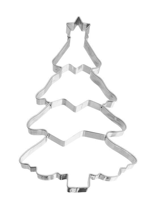 Birkmann - Joulukuusi-piparkakkumuotti 18,5 cm - TERÄS | Stockmann - photo 1