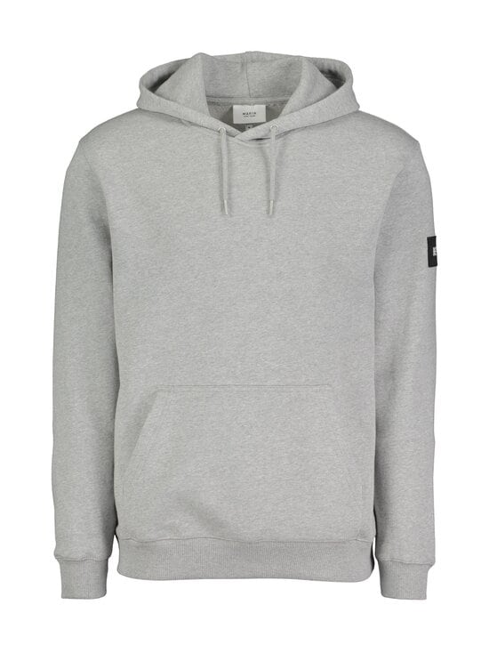 Makia - Symbol Hooded Sweatshirt -huppari - 923 GREY | Stockmann - photo 1