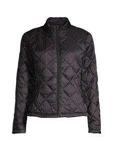 Vila - ViMinsk Short Quilted Jacket -takki - BLACK   Stockmann