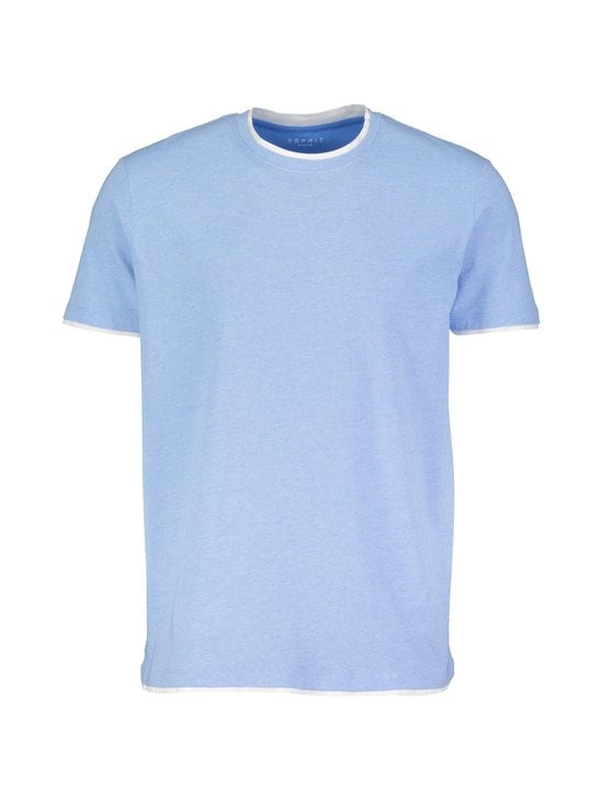 Esprit - T-paita - 412 BRIGHT BLUE 3 | Stockmann - photo 1