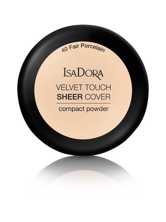 Isadora - Velvet Touch Sheer Cover Compact Powder -kivipuuteri 10 g - 40 FAIR PORCELAIN | Stockmann - photo 2