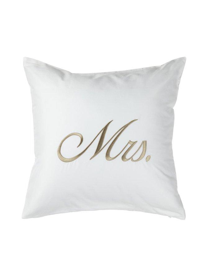 Mrs.-tyynynpäällinen 40 x 40 cm