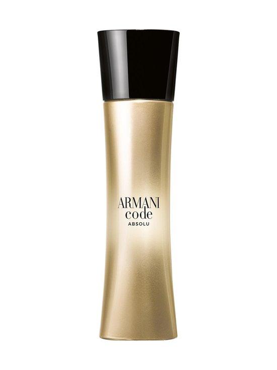 Armani - Armani Code Absolu Femme EdP -tuoksu 30 ml. - NOCOL | Stockmann - photo 1