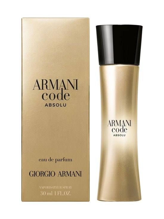 Armani - Armani Code Absolu Femme EdP -tuoksu 30 ml. - NOCOL | Stockmann - photo 2