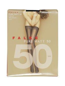 Falke - Pure Matt -stay-up-sukat 50 den - BLACK (MUSTA)   Stockmann