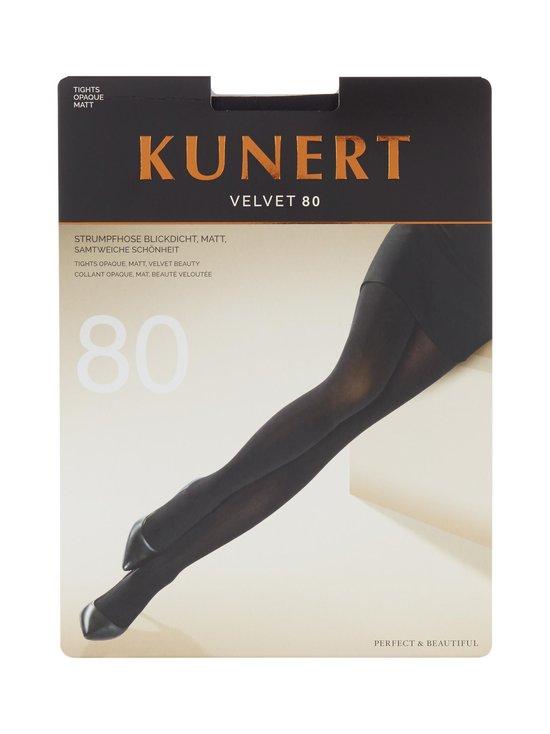 Kunert - Velvet 80 den -sukkahousut - BLACK | Stockmann - photo 1