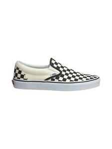 Vans - Checkerboard Classic Slip-On -kengät - BLACK CHECKED (MUSTA/LUONNONVALKOINEN) | Stockmann