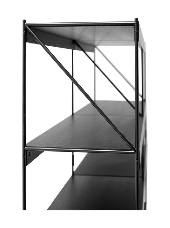 Menu - Zet, Storing System -hylly 2 x 4 - BLACK | Stockmann - photo 2