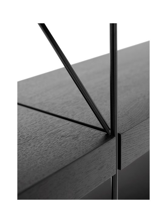 Menu - Zet, Storing System -hylly 2 x 4 - BLACK | Stockmann - photo 3