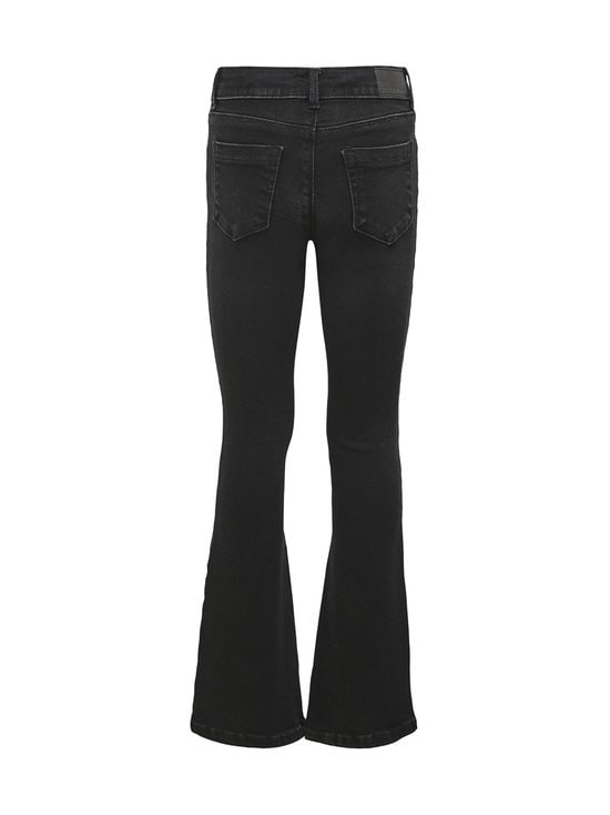 KIDS ONLY - KonFlinn Flared -farkut - BLACK DENIM | Stockmann - photo 2