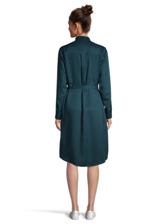 Makia - Aava-paitamekko - 790 DARK TEAL | Stockmann - photo 3