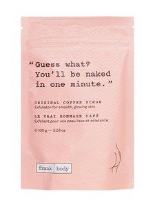 Frank Body - Original Coffee Scrub -kuorinta 100 g - null | Stockmann
