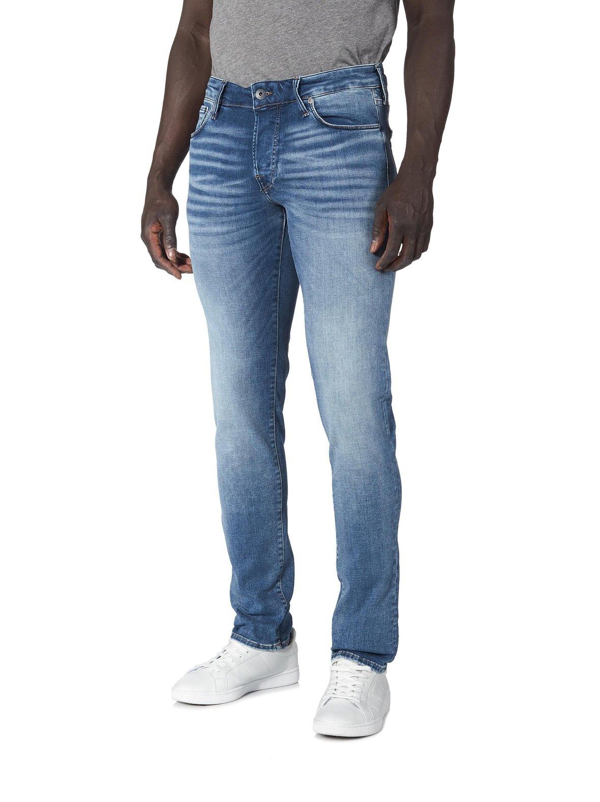 valtuutettu sivusto käytettävissä Amazon JjiGlenn Slim Fit -farkut
