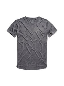 Superdry Sport - Training Active Tee -treenipaita - 3HU SLATE STRIPE | Stockmann