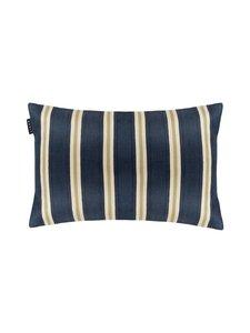 Linum - Lucca-tyynynpäällinen 40 x 60 cm - DARK GREY BLUE | Stockmann