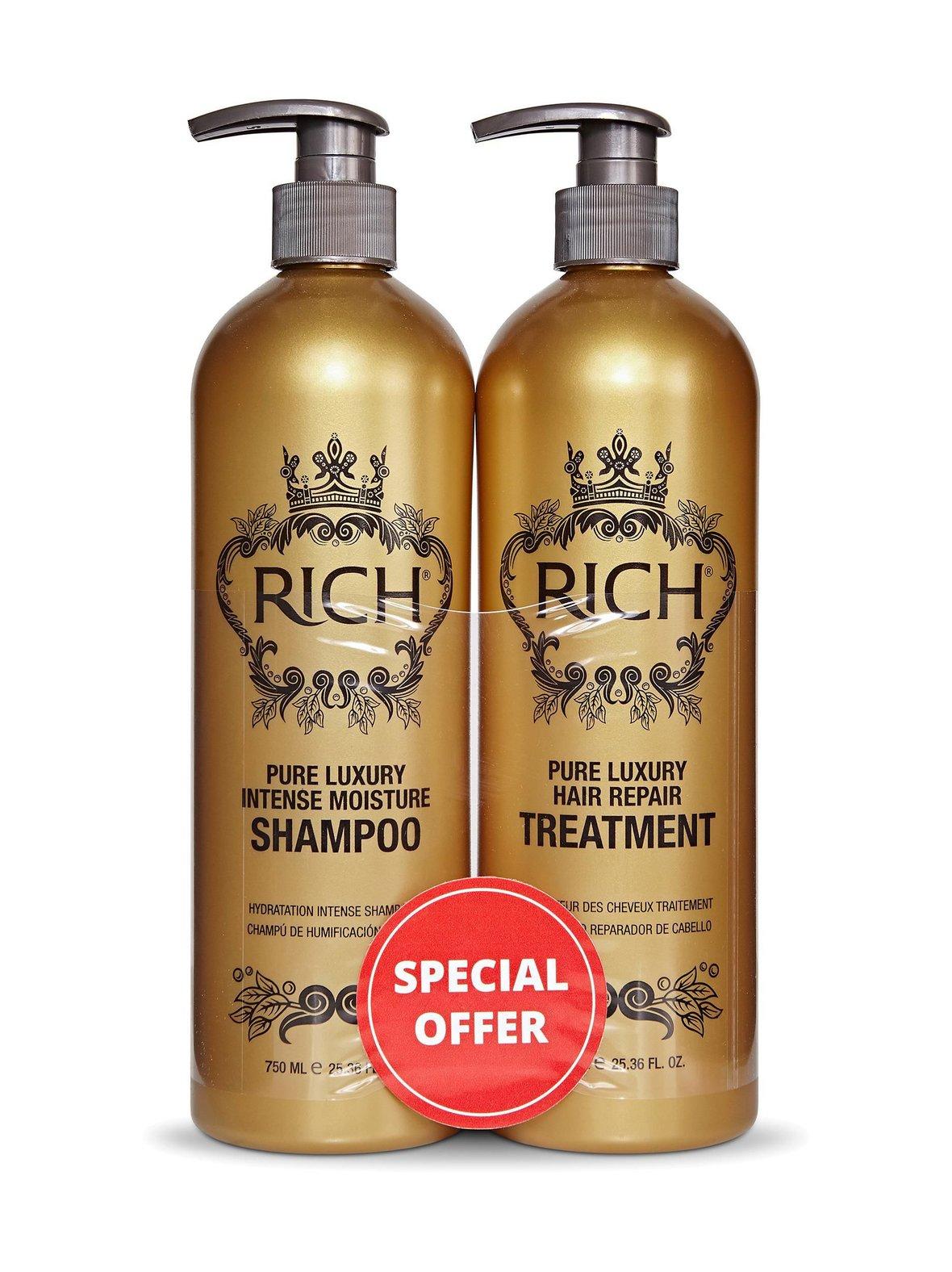 Kulta Rich Moisture DUO Pure Luxury -shampoo 750 ml + hoitoaine 750 ... d2fdba20eb