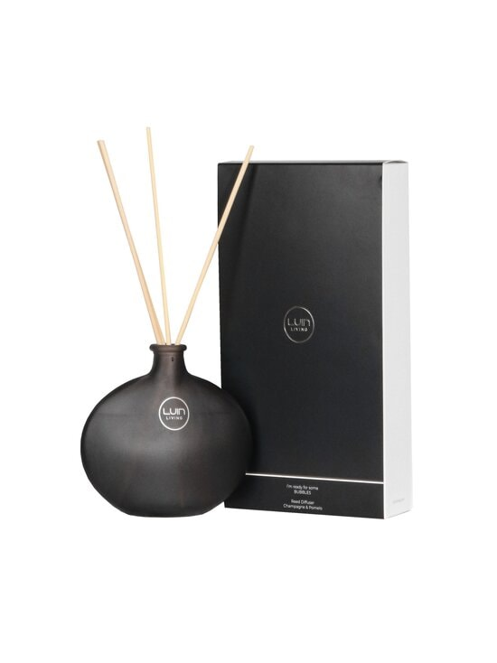 LUIN LIVING - I'm ready for some BUBBLES -huonetuoksu 200 ml - BLACK | Stockmann - photo 1
