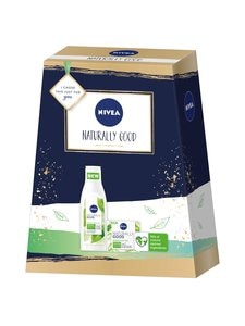NIVEA - Naturally Good Gift Set -ihonhoitopakkaus - null | Stockmann