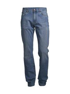 Canali - Trouser Denim -farkut - 308 BLUE | Stockmann