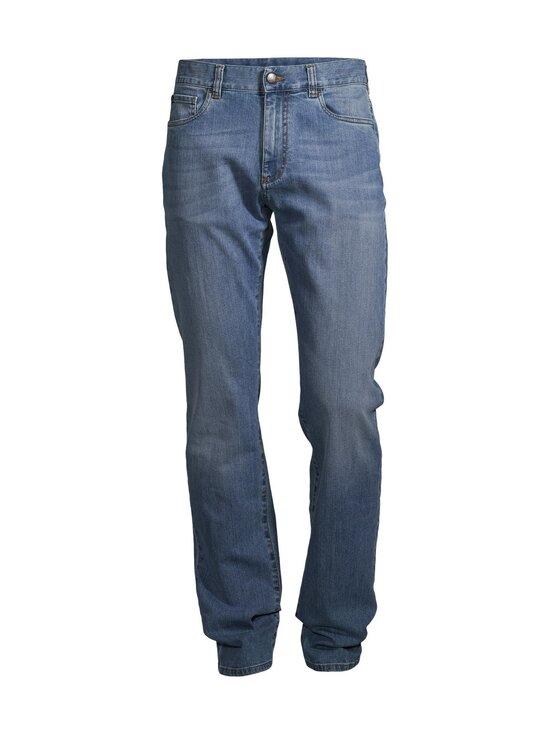 Canali - Trouser Denim -farkut - 308 BLUE | Stockmann - photo 1