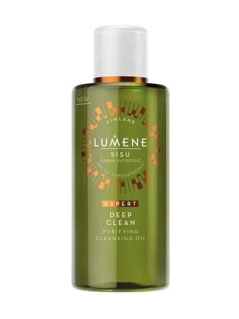 SISU Deep Clean Purifying Cleansing Oil -syväpuhdistava puhdistusöljy 150 ml