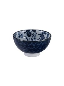 Tokyo Design Studio - Crane-kulho 12 cm - BLUE N WHITE | Stockmann