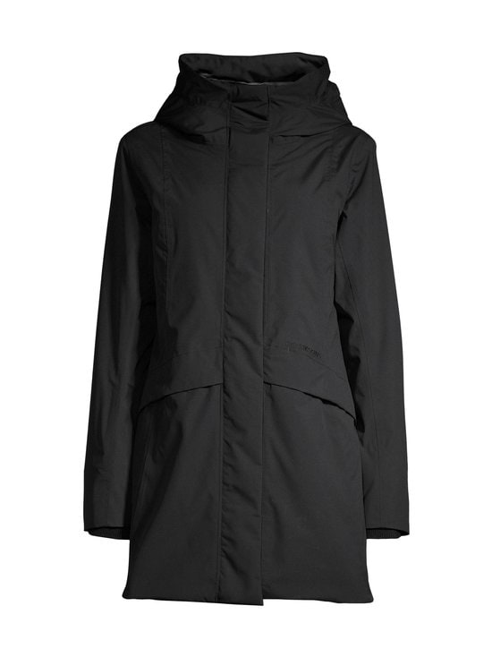 Didriksons - Cajsa Parka -takki - 060 BLACK | Stockmann - photo 1