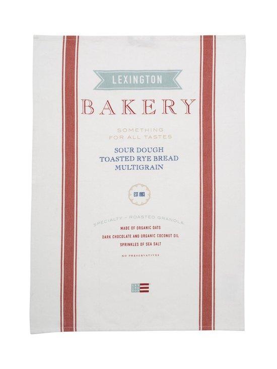 Lexington - Bakery-keittiöpyyhe 50 x 70 cm - WHITE | Stockmann - photo 1
