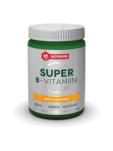 Bioteekki - Super-B -vitamiinivalmiste 60 kaps. / 40 g | Stockmann